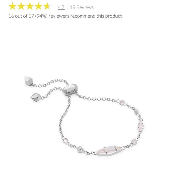 eb4c1a124bd7ea Kendra Scott Jewelry | Deb Adjustable Chain Bracelet | Poshmark